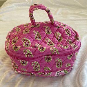 Vera Bradley Makeup/Toiletry Bag